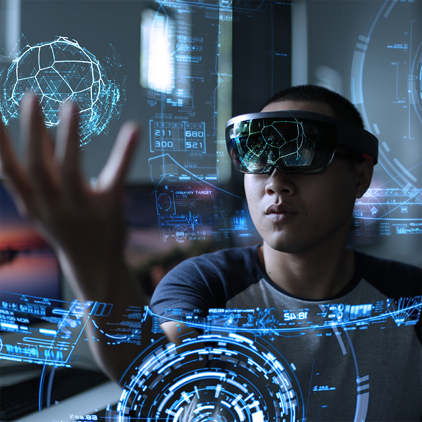 Building a Tech-Augmented Future Workforce